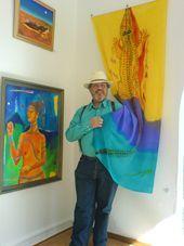 frida - alberto texier | Paintings & Prints, People & Figures, Portraits, Female | ArtPal