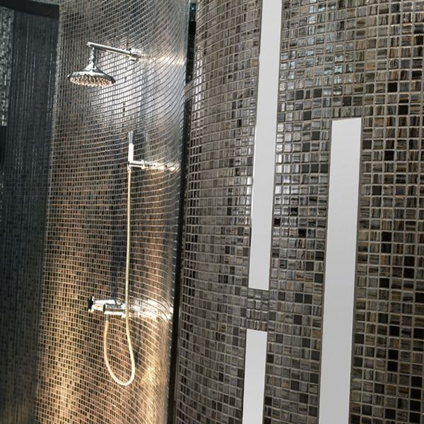 sheet tile for showers. Recycled Glass Tile Space Black  Made in Spain with 100 recycled glass and mesh mounted on a 12 5 x sheet for Kitchen backsplash bathrooms showers 82 best Bathroom Ideas images Pinterest ideas