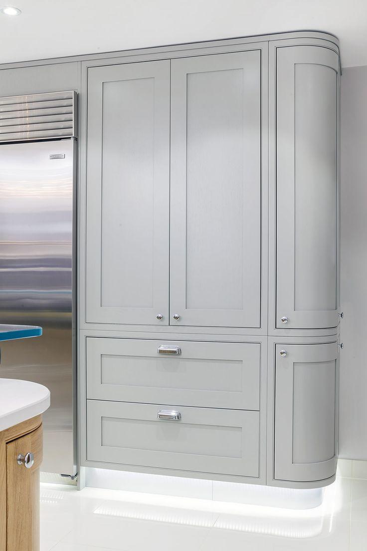 Inframe Oak Shaker Kitchen | Maag Kitchens