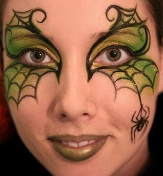 17 best images about facepainting spiders  webs on