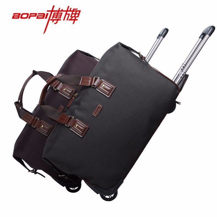 Travel Bag Hand Trolley Unisex Bag Large Capacity http://mobwizard.com/product/2016-wheel-32666113076/