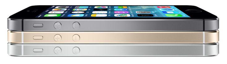 nuevo #iPhone5s de #Apple