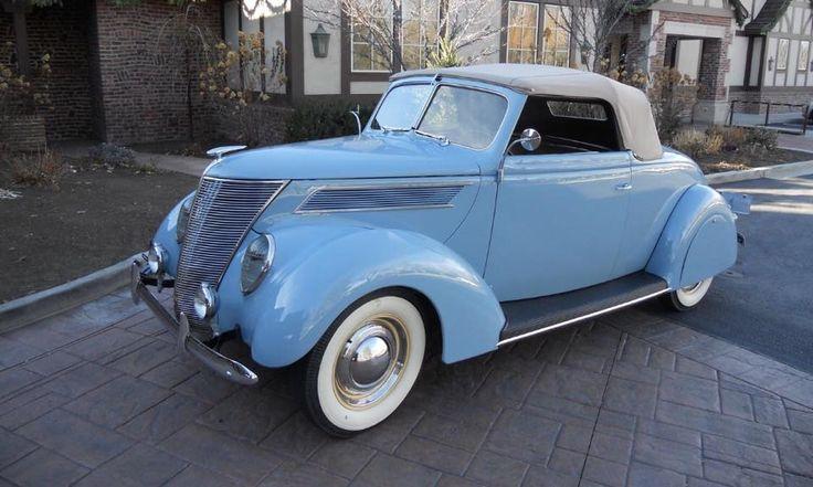FORD CABRIO 1937