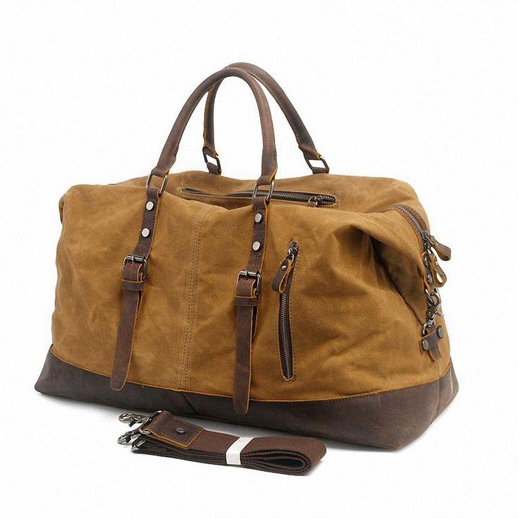 Men's Travel Bags Casual Shoulder Bag Men Messenger Bags Large Handbag waterproof Men's Travel Duffle LI-1260