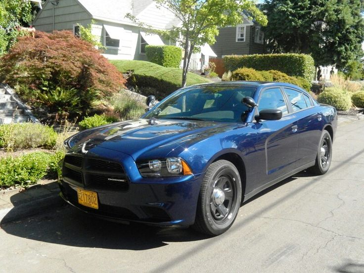Nick And Hanks Undercover Dodge Charger Police Car From