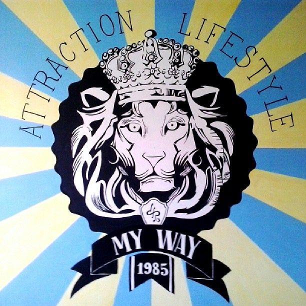 """Attraction lion"" by David Pérez"