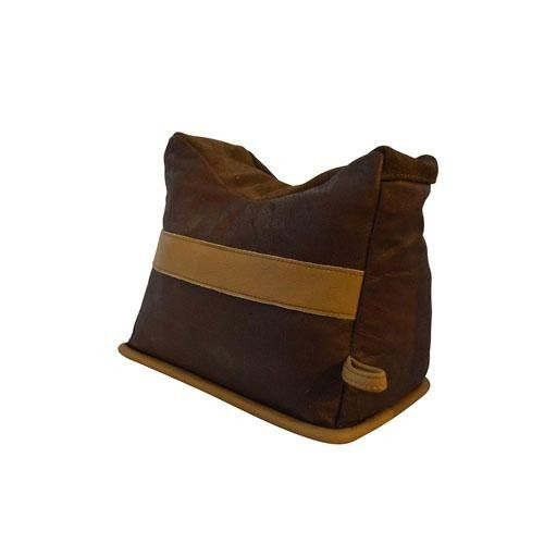 All Leather Bench Bag - Filled, Large