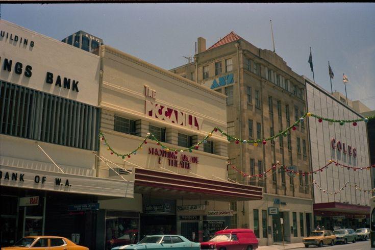 311733PD: Piccadilly Arcade, Murray Street entrance, Perth, December 1982 https://encore.slwa.wa.gov.au/iii/encore/record/C__Rb3800011