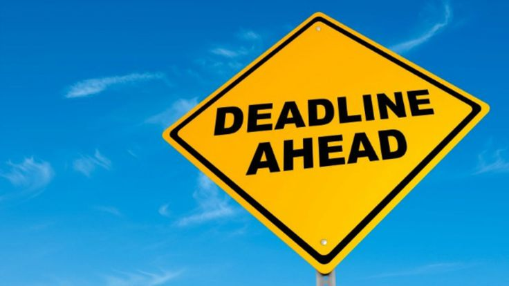 One should never skip his/her #breakfast, #lunch and #dinner, the same rule applies for #Tax #Deadlines. let's #not #skip or #miss the upcoming Tax Deadline.  http://blog.truckdues.com/be-informed-that-we-got-a-form-2290-deadline-at-the-end-of-this-month/