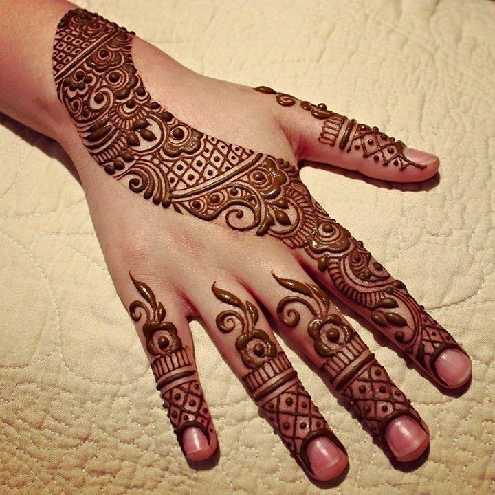 Henna by 💘Bisma Izhar💘