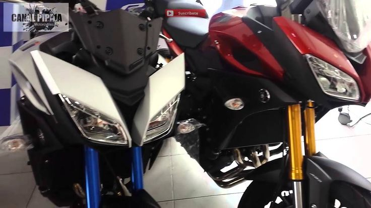 Yamaha MT 09 Tracer modelo 2016