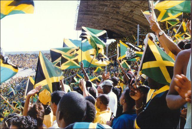 Reggae Boyz - Jamaikas Fussball Nationalelf - German Reggae Boyz ...