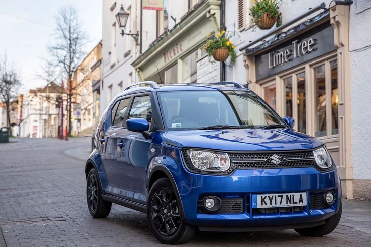 All-New Suzuki Ignis, with instant kerb appeal