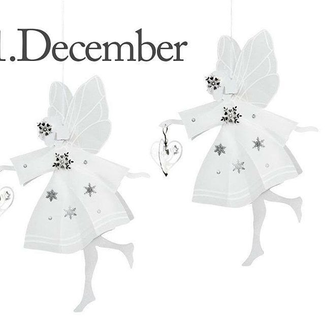 1. December. The design of the day are our White fairies with Heart, small size, pack of two. Like our Facebook page & this post and you might be the lucky winner! These lovely fairies cost 149,- Today, 1 of December, you can buy them in our web-shop www.jettefroelich.dk for only 99,-dkk #christmascalender #giveaway #facebook #whitefairieswithheart #christmasdecoration #jettefrölich #jettefroelich #jettefrölichdesign #jettefroelichdesign #danishdesign #scandinaviandesign