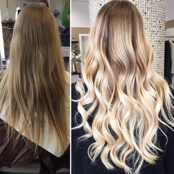 balayage highlights and extensions by melina best friseur with olaplex to keep the hair. Black Bedroom Furniture Sets. Home Design Ideas