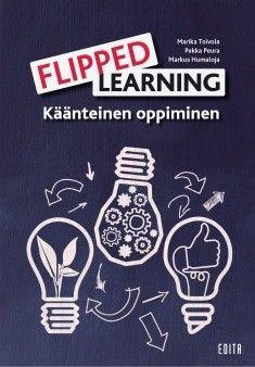 Kuvaus: Suomalaista koulujärjestelmää leimaa vahva myytti siitä, miten oppiminen koulussa tapahtuu. Tässä kirjassa murretaan vallitsevaa myyttiä ja esitellään uusi, käänteinen oppiminen.
