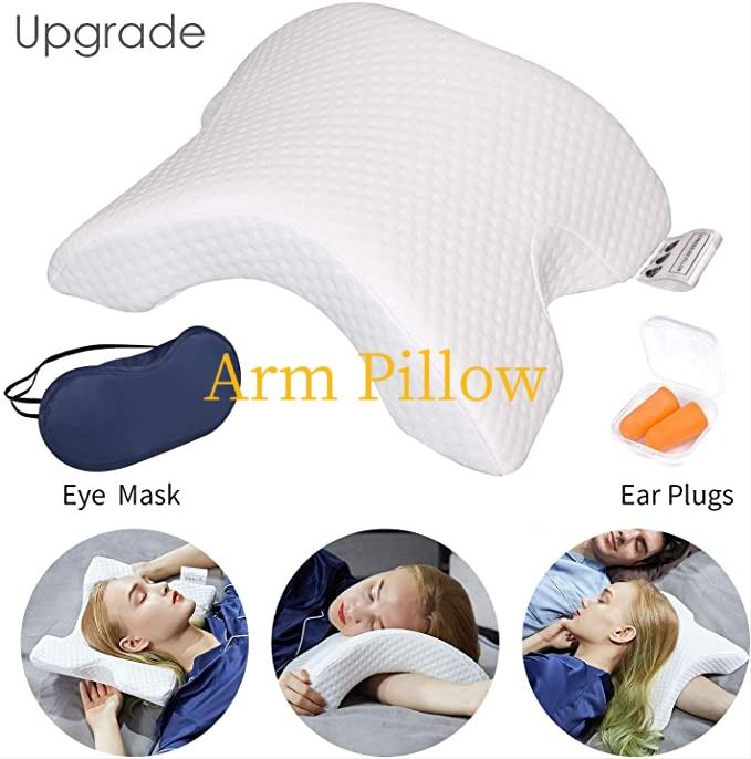 Tunnel shaped arm pillow 2021 in 2020
