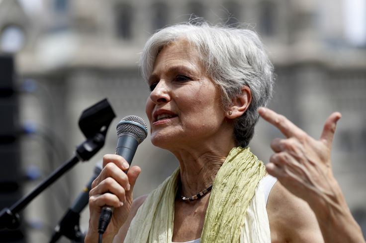 """THE TWO-PARTY SYSTEM IS THE WORST CASE SCENARIO"" — AN INTERVIEW WITH THE GREEN PARTY'S JILL STEIN"
