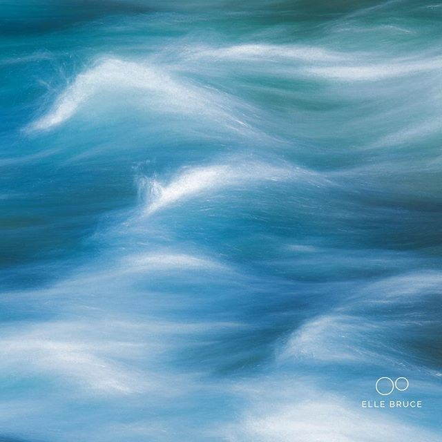 FOUND BEAUTY... in the mesmerizing motion of the river as it tumbled through Banff Alberta last spring.  Are you ready for Spring or happy to hold onto winter a bit longer?  #foundbeauty #foundbeautytoday #river #motion #motionblur #abstract #landscape #photography #nature #photo #turquoise #water #waterscape  #waves #explore #Banff #Alberta #canada #spring #getoutside