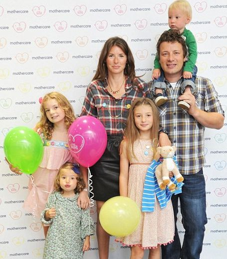 Jools Oliver: 'parents should be more imaginative with kids' names' on http://www.mamamia.com.au