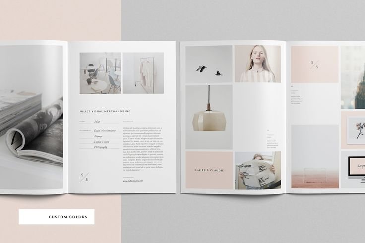 Newington Portfolio by Studio Standard on Creative Market
