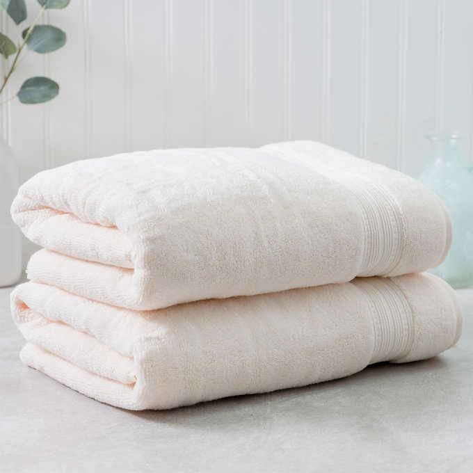 Charisma 100 Hygrocotton 2 Piece Bath Towel Set Towel Set Bath Towels Bath Towel Sets
