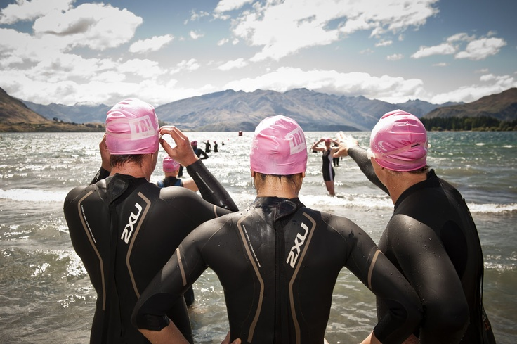 Wanaka boasts some of the most stunning scenery on the triathlon circuit
