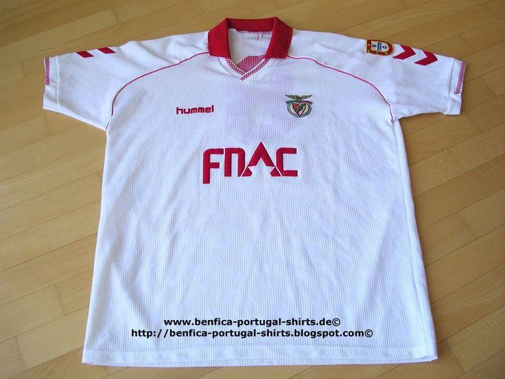 1991-1992 Away