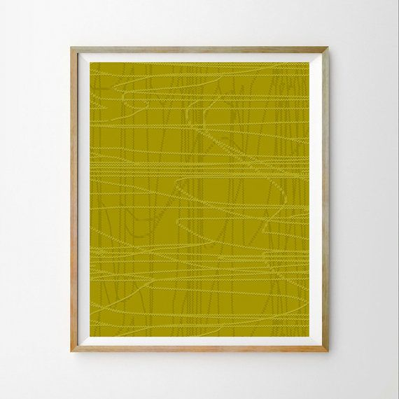 30 best Green and Yellow wall prints images on Pinterest | Wall ...