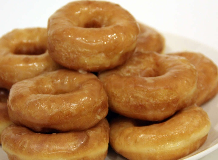 Krispy Kreme Donut (Doughnut) Recipe link to actual recipe and instructions!