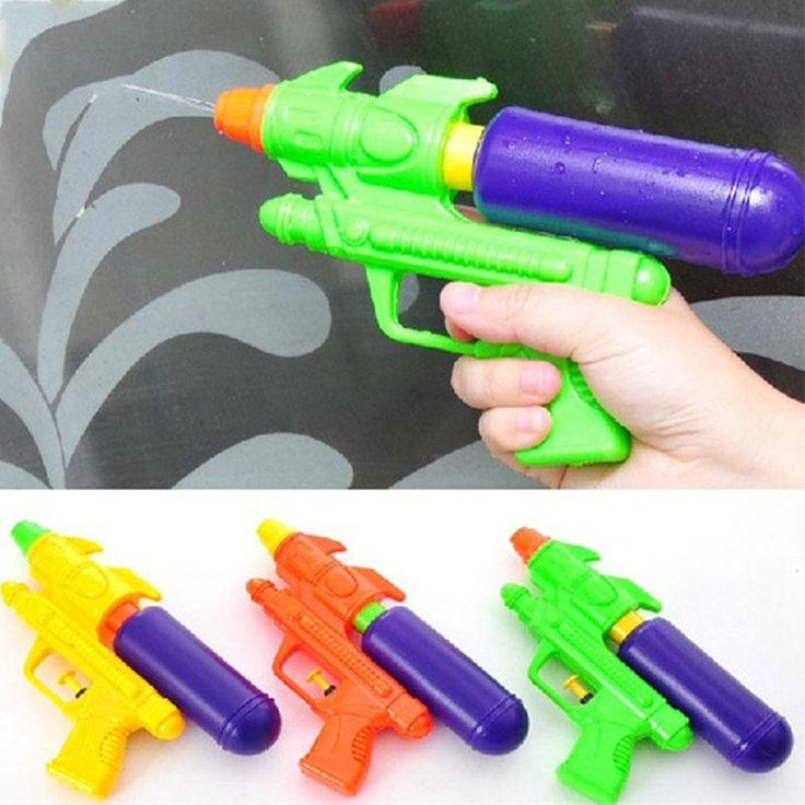 Beach Time Mini Water Gun //Price: $9.95 & FREE Shipping //     #Brickweapon #Toysforboys #Legoguns #Guns #Toys #Brickarms #Fun #Brickwarriors #Rifles #Shotguns #Gifts