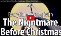 Everything Wrong With The Nightmare Before Christmas The guys that exist to remind us no movie is without sin, CinemaSins, is back again with another sinful film, the Christmas-slash-Halloween musical fantasy-comedy film, 'The Nightmare Before Christmas' …