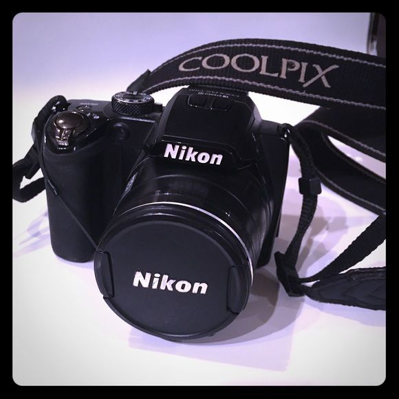 Nikon CoolPix P100 In perfect condition, its so much more convenient for me to use my phone so dont have use for it. Nikon Other