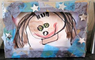 A great back-to-school get-to-know you activity: drawing self portraits: Crafts Ideas, Children Artists, Kidsclassroom Ideas, Drawings Faces, Artists Birthday, Art Ideas, Display Ideas, Great Ideas, Artists Creations