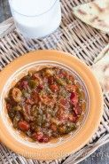 hmiss, recette algerienne