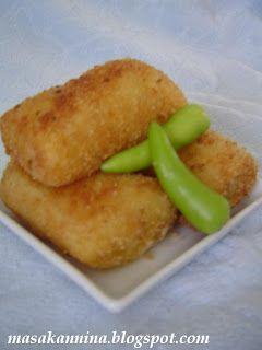 American Risoles Bahan kulit: 100 gr tepung terigu 1 sdt garam 3 btr telur 250 ml ...
