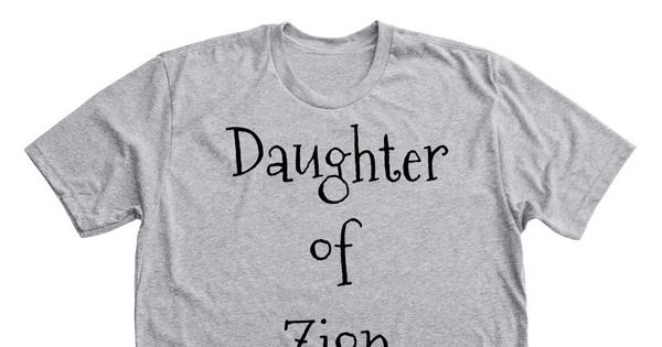 Daughter Of Zion Grab Your Limited Edition Daughter Of Zion Merchandise Before The Campaign Closes Featuring Dark Heather Grey Prem Clothing Logo Shirts Men
