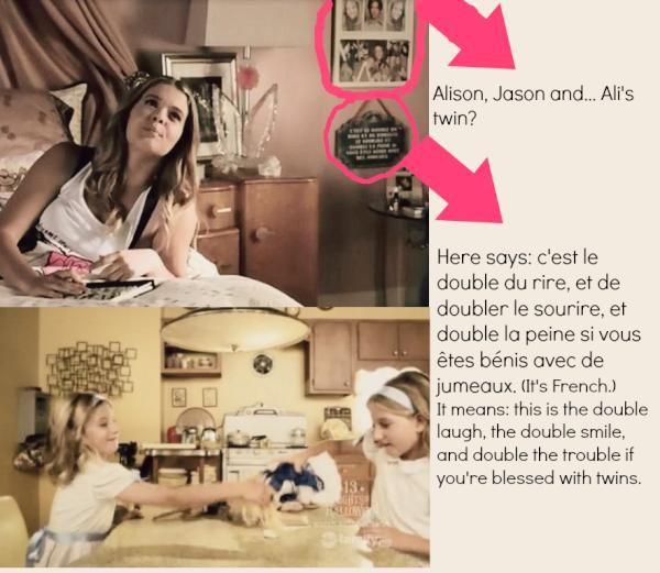 Alison DiLaurentis Room Clues | User blog:Zofiablair/Reasons why Alison DiLaurentis is alive: - Pretty ...