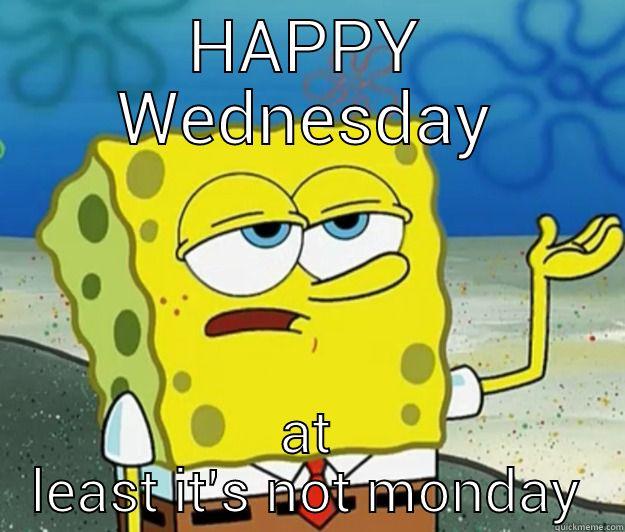 Image result for spongebob squarepants Wednesday