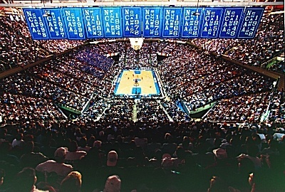 Rupp Arena - Lexington, KY