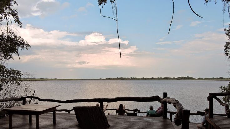 Southern African Parks Tours: From Ghanzi onwards to Guma Lagoon