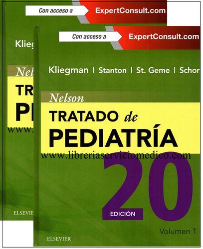 Nelson Tratado de pediatría / Kliegman, R. M. http://mezquita.uco.es/record=b1816744~S6*spi