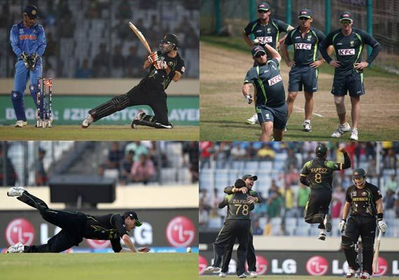 Five reasons why Australia failed in World T20