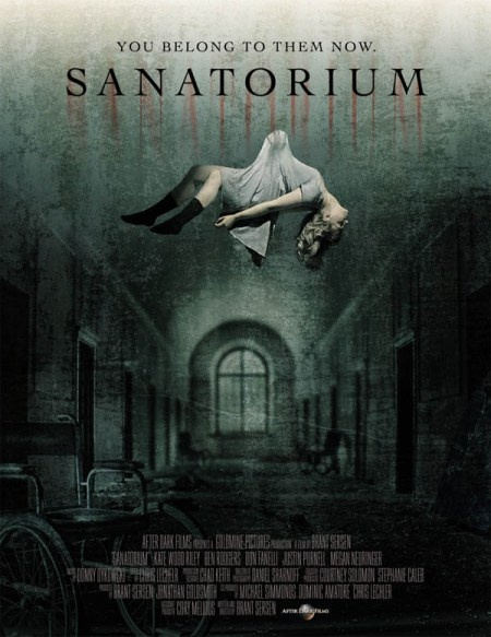 Sanatorium is Newest Horror Flick from After Dark Films