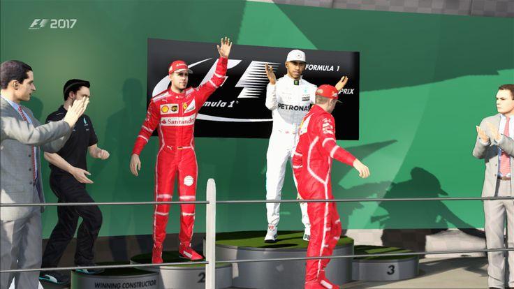 F1 2017 im Test  Vettel gegen Hamilton Ferrari gegen Mercedes. So sieht der Kampf diese Saison in der Formel 1 aus. Im letzten Rennen der Formel 1 in Singapur gab es das erste Nachtrennen bei Nässe und jede Menge Action. Auch Codemasters geht in die neue Saison mit ihrer Formel 1 Serie und mit F1 2017 und ihr könnt den Kampf zwischen Mercedes und Ferrari hautnah miterleben. Doch was haben die Entwickler zum Vorgänger alles geändert bzw. verbessert? Lohnt es sich die aktuelle Version zu…