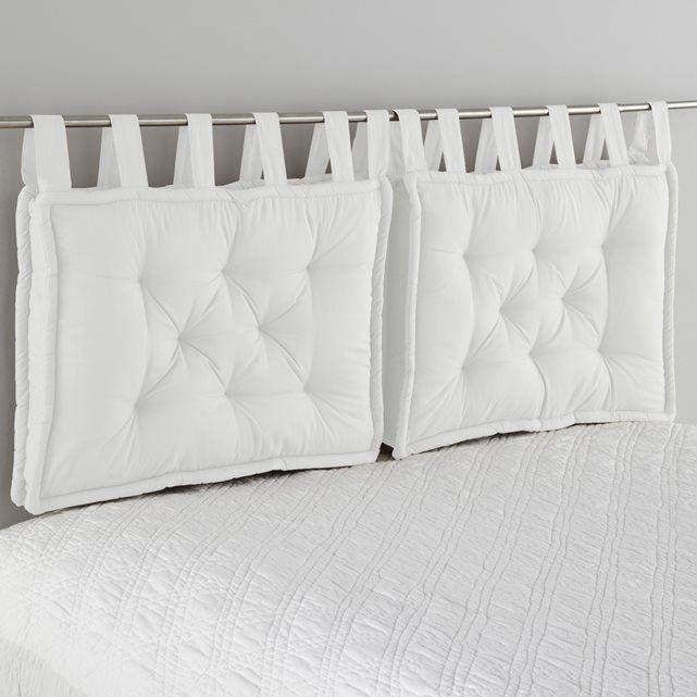 Coussin tête de lit