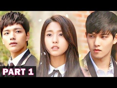 56) 💗 Vampire Love Story | Heeriye Korean Mix | Drama