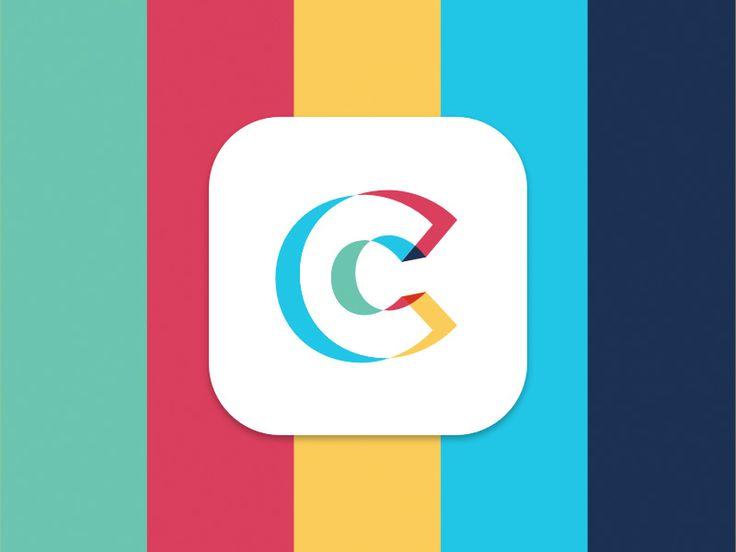 Colourful C Logo