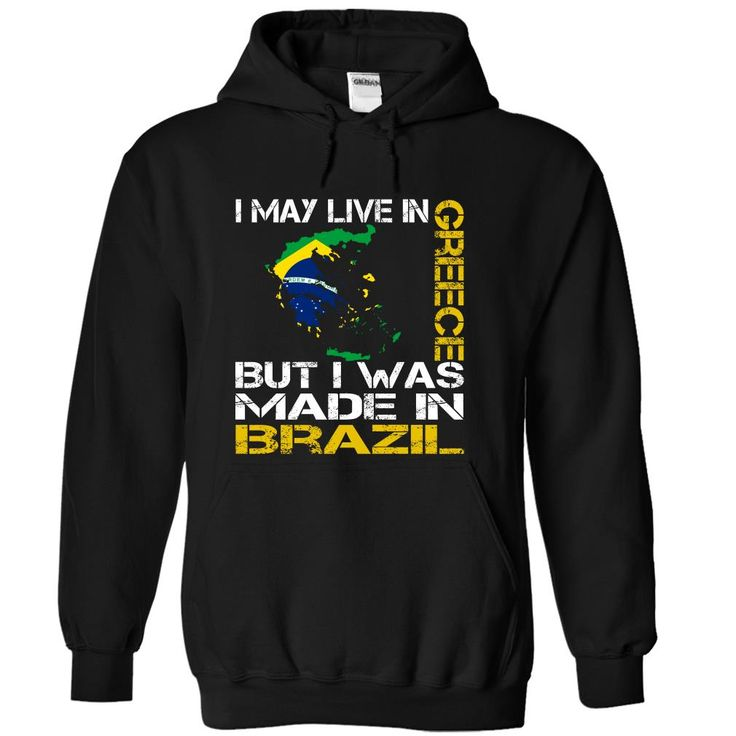 I May Live in Greece But I Was Made in Brazil