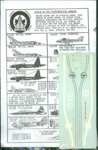 1/72 Canadair CT-114 Tutor Central Flying School Tutor, 25th Anniversary